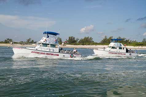 Jupiter Scuba Boats