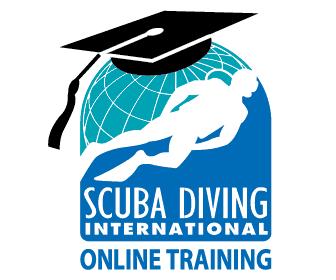 SDI E-Learning Logo Jupiter Dive Center