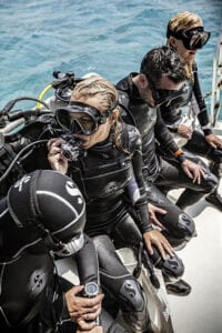 Learn to dive with Jupiter Dive Center!